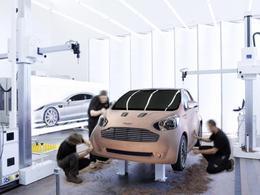 Une Toyota iQ rebadgée baptisée Aston Martin Cygnet !