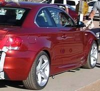 Future BMW Série 1 Coupé : la voilà