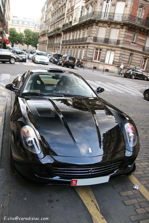 Photos du jour : Ferrari 599 GTB Fiorano Hamann 1/2