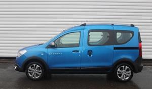 Dacia retire le Dokker du marché français