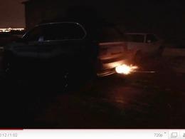 Fluid Motor Union Project X : un BMW X5 4,4l qui fait fondre la neige