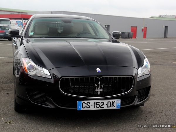 Photos du jour : Maserati Quattroporte (Sport & Collection)