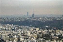 Alerte à la pollution à Paris
