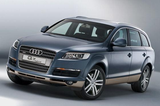 Audi Q7 Hybride : remisé pour de bon.