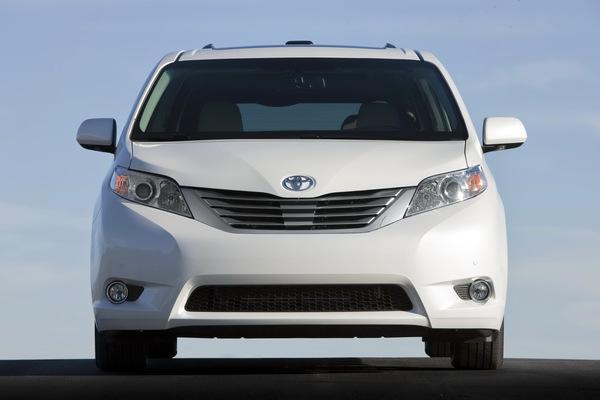 Salon de Los Angeles : nouveau Toyota Sienna