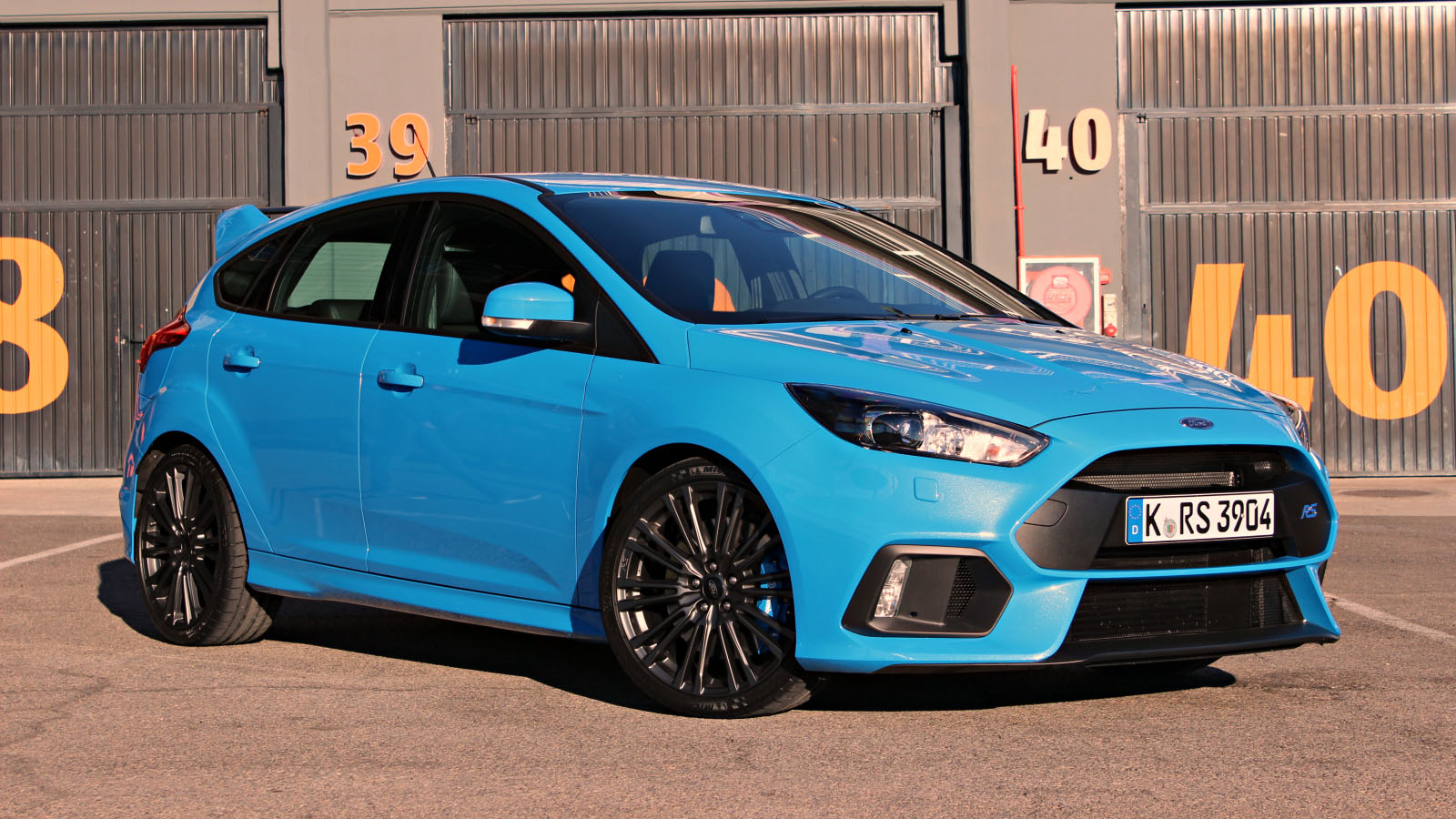 forza motorsport un fran ais remporte la ford focus rs. Black Bedroom Furniture Sets. Home Design Ideas