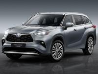 Toyota Highlanderhybride 7 places: prix à partir de 62500€