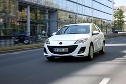 La Mazda 3 dotée de la technologie Stop&Start