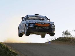 Salon de Chicago - Un Hyundai Veloster pour le rallye