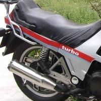 Produit: Yamaha a breveté sa moto turbo diesel