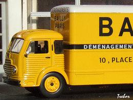 1/43ème - SIMCA Cargo Bailly