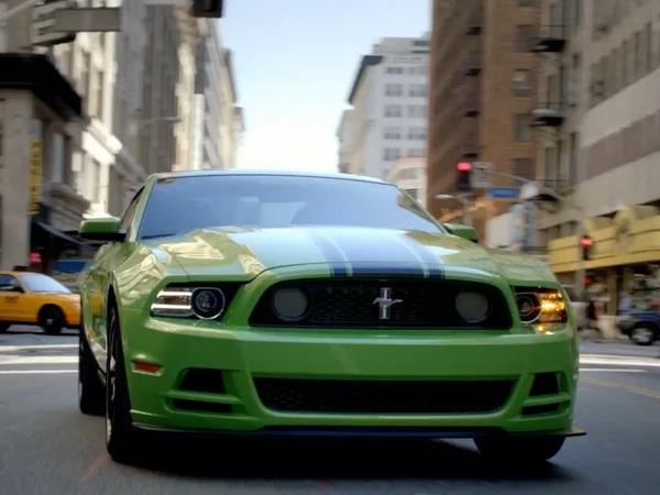 [vidéo] Ford fait la promotion de la Mustang 2013