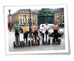 Dossier spécial vacances : des balades à Segway en France