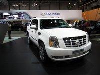 Cadillac Escalade hybride 2009 : un monstre de l'écologie !