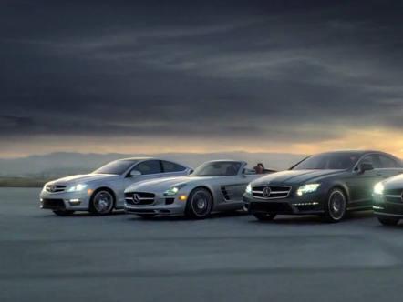 La nouvelle Mercedes SLS Roadster est officielle...