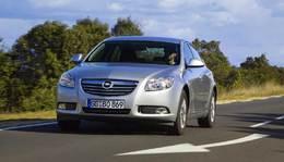 Opel Insignia ecoFlex : la berline et le break