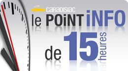 Point Info de 15h : Un Genève clairsemé préfigure-t-il un Francfort désert ?