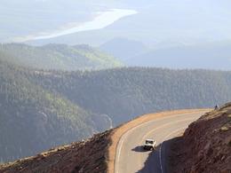 En direct de Pikes Peak : la galerie photo comme si vous y étiez