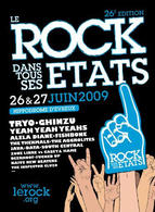 Festival Le Rock dans tous ses Etats : un événement écolo