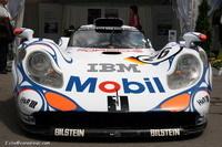 Photos du jour : Porsche 911 GT1 coupé