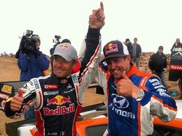 Sébastien Loeb gagne Pikes Peak en pulvérisant le record