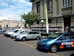 Lausanne accueille des véhicules sobres