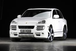 Porsche Cayenne by JE Design : thon sur thon