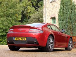 Aston Martin temporairement sauvé aux USA
