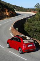 La Fiat 500 C lancée en Suisse