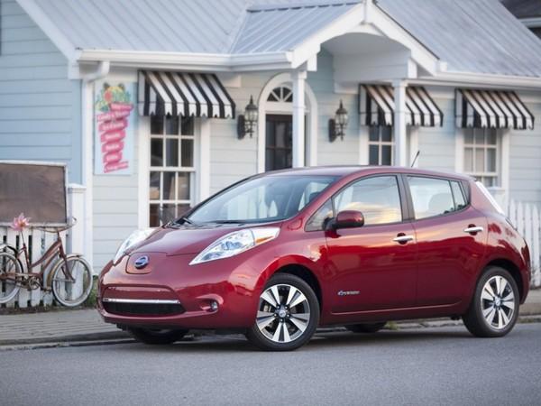 La Nissan Leaf est la voiture électrique la plus vendue aux USA