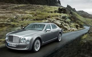 Bentley Mulsanne : si vous avez 243.000 euros de côté ...