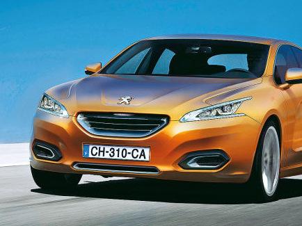 Future Peugeot 601: la classe, enfin!