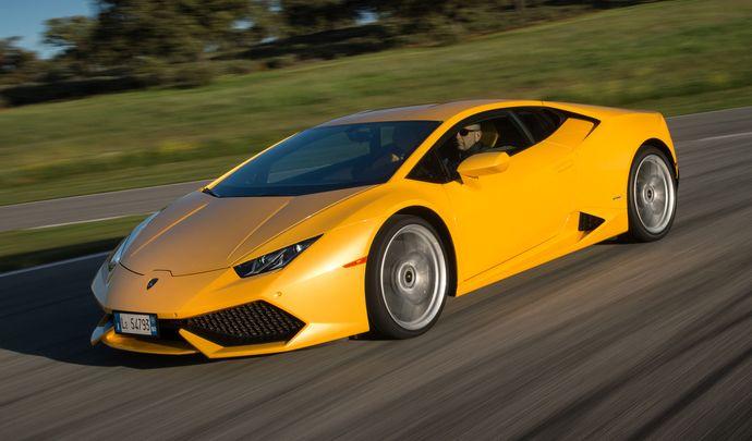 Lamborghini: la remplaçante de l'Huracan sera hybride