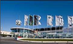 Un concessionnaire BMW se met à l'énergie solaire