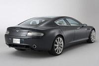 L'Aston Martin Rapide couvée par... Volvo !
