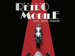 Rétromobile 2011, ou la transmission de la passion !