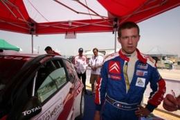 WRC Finlande : Ogier en C2 R2 Max