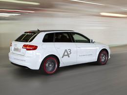 Audi démarre les tests de l'A3 e-tron électrique
