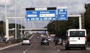 A Bruxelles, un péage à l'entrée de la ville qui pourrait coûter cher