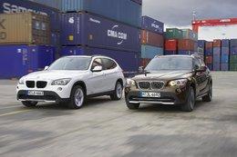 Salon de Francfort 2009 : la BMW X1 respectant la norme Euro 5