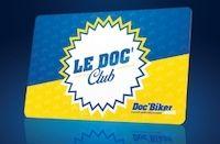 Doc'Biker dévoile son programme de fidélisation