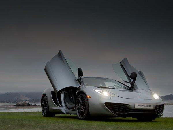 (J'aime de nuit) Pagani Huayra/McLaren MP4-12 C: mon cœur balance