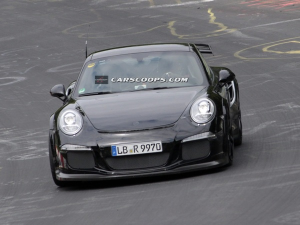 La prochaine Porsche 911 GT2 Turbo surprise