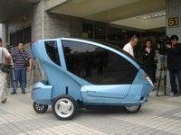 ITRI Ecooter : le scooter du futur ! (+ 2 vidéos)