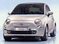 Découvrez la Fiat 500 avant l'heure !