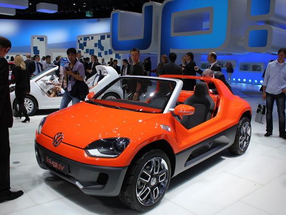 Le Volkswagen Buggy Up! sera-t-il produit un jour ?