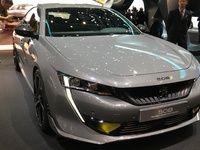 Peugeot 508 Sport Engineered Concept: prometteur - Vidéo en direct du salon de Genève 2019