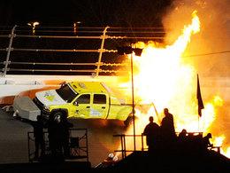 Nascar Daytona 500 : Montoya explose, Kenseth gagne