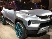 Tata H2X Concept : micro SUV – en direct du Salon de Genève 2019