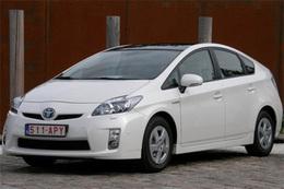 La Toyota Prius 3 élue voiture de PDG de l'année